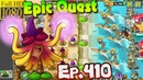 Plants vs. Zombies 2 - WITCH HAZEL - Epic Quest Premium Seeds (Ep.410)