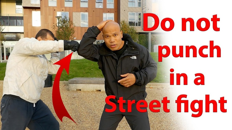 Do not Punch in a Street Fight - EP 1