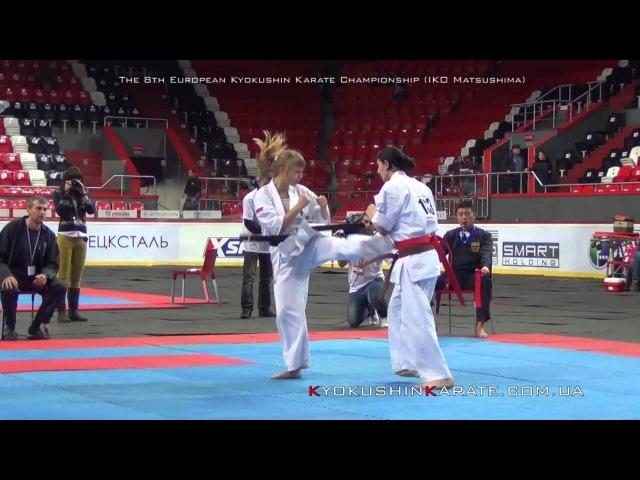 8 EC IKO Matsushima, -60 Arzu Ahmadova (Azerbaijan, aka) - Matkovskaya Kira (Russia)
