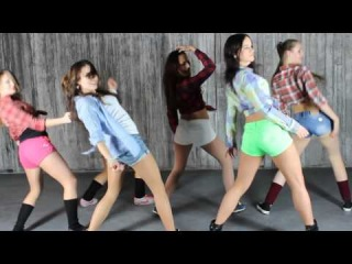Daddy Yankee -- La Maquina De Baile Reggaeton Choreography by Giancarlo in DS G'sB