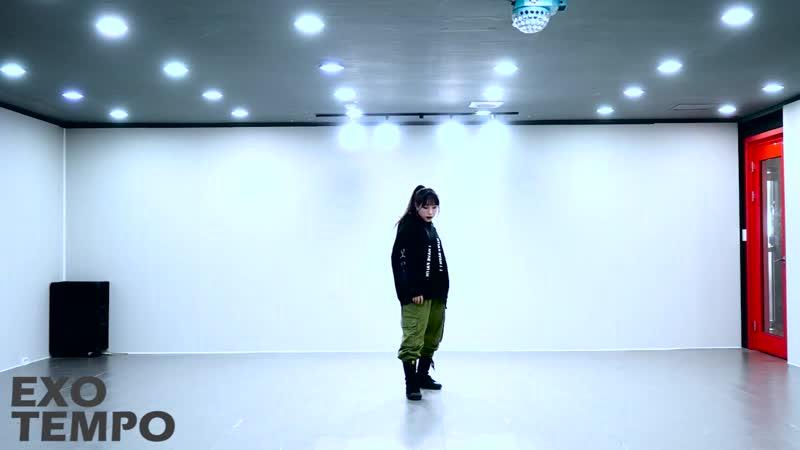 EXO 엑소 TEMPO 템포 안무커버댄스 Mirror Mode 거울모드영상 [성남댄스학원_⁄제이오댄스]