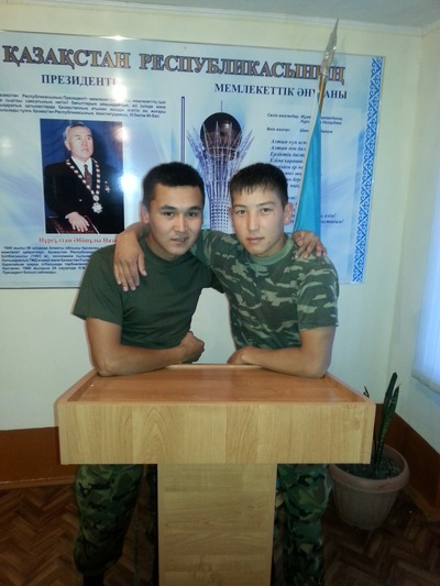 Yerkebulan Aidyn, 12 июля , Санкт-Петербург, id200675803