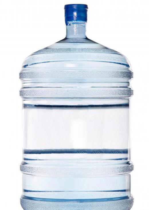 Бутылка для водяного кулера водяным охлаждением.