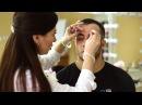 Урок оформление мужских бровей. Men's Eyebrow Grooming lesson