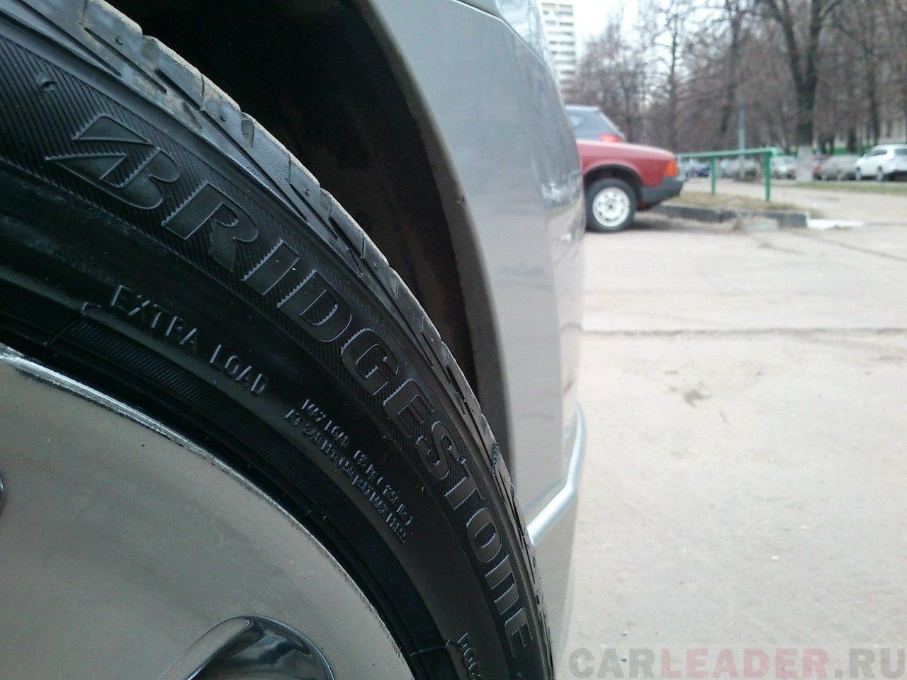 Тест летних шин Bridgestone MY-02