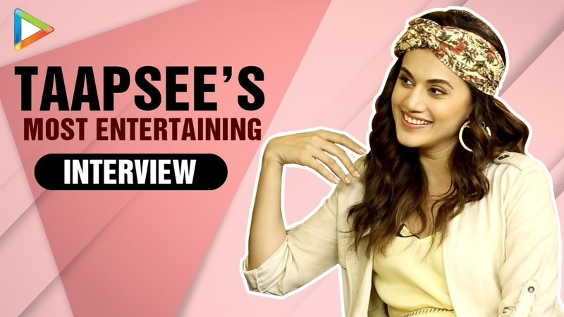 Taapsee Pannu EXCLUSIVE On Game Over | Rapid Fire On SRK Salman | Anurag Kashyap