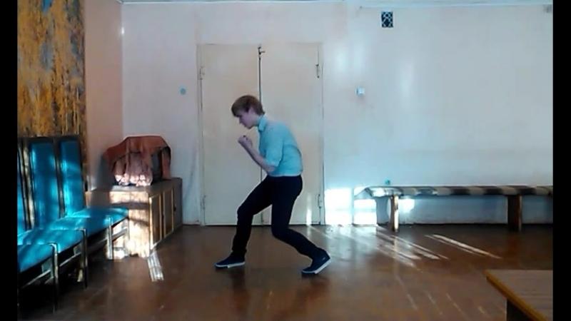 Танец BTS Butterfly