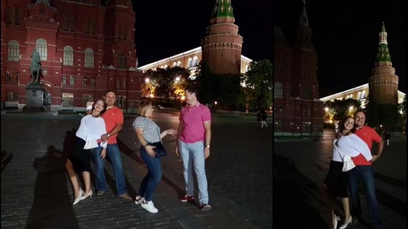 Видео отчёт о встрече в Москве