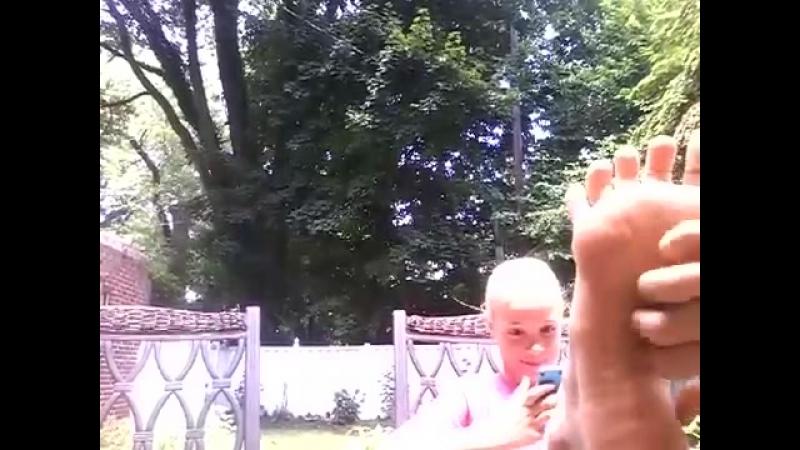 Tickle challenge part 2