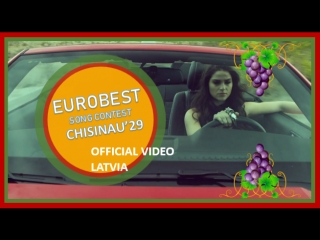 EBSC-29 // LATVIA // Bobina feat. Tiff Lacey - Where Did You Go (Official Video)