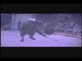 медведь на коньках masskott.ru