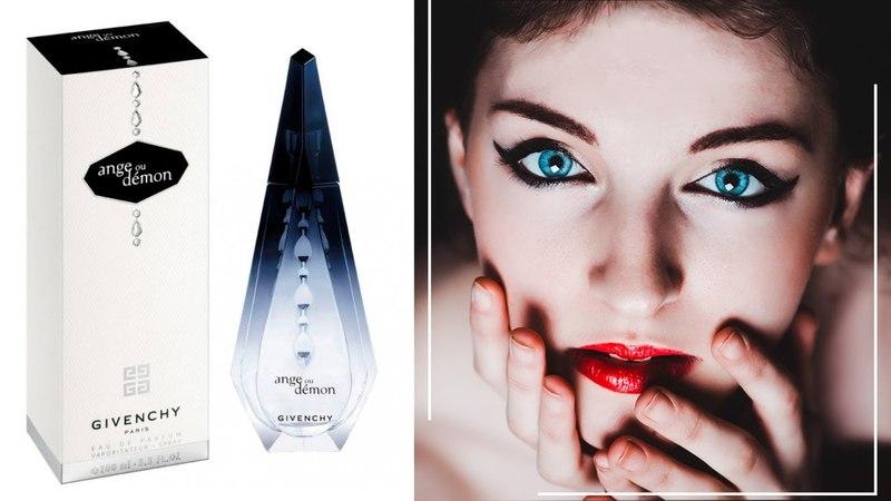 Givenchy Ange ou Demon Живанши Ангелы и Демоны обзоры и отзывы о духах