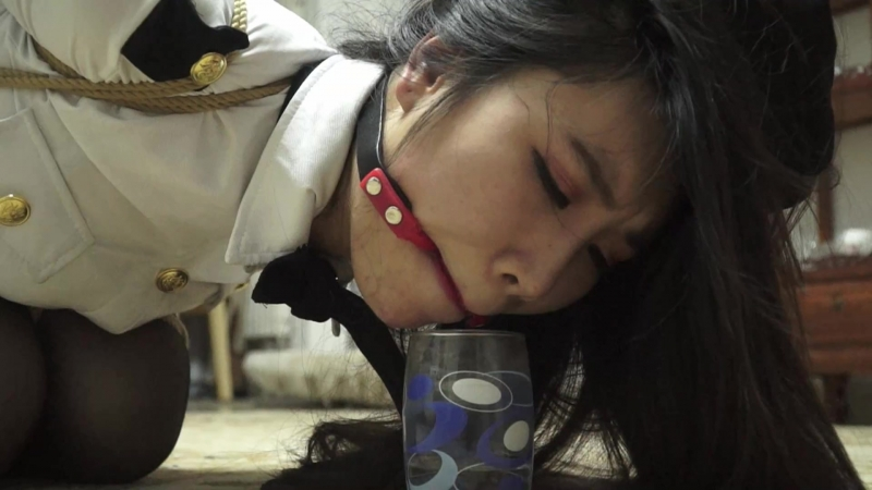 Sexy young chinese cop woman captured PT3