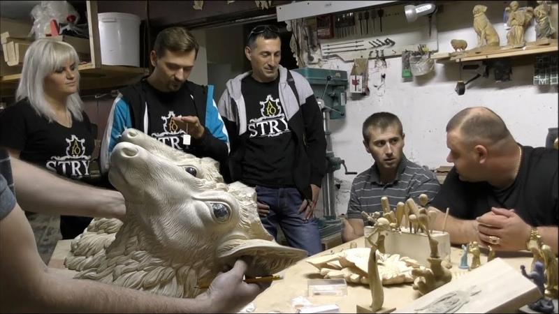 Резьба по дереву, камню, ювелирные изделия, мастерская Романа Дацко