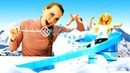 Видео для девочек - Игры Барби и Кена. Мультфильмы Барби