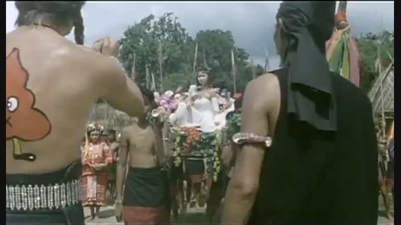 Святая дева против зловещих мертвецов ( 1991 ) боувик ужасы