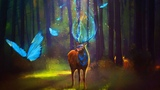 Enchanted Forest Music (528Hz) Brings Positive Transformation Mystical Forest Sounds