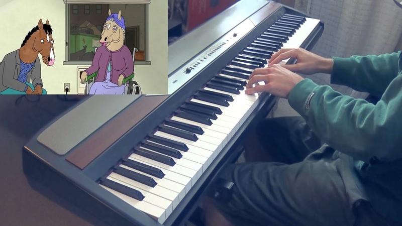 Can You Taste The Ice Cream, Mom (Bojack Horseman) Piano Dub