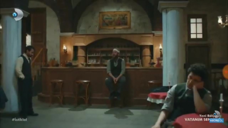 Vatanım Sensin 48. Bölüm Şu İzmirin Haline Bak