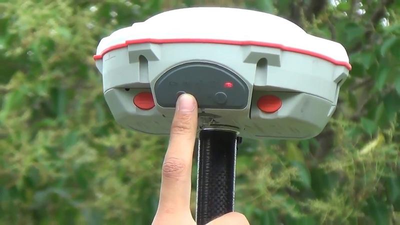 Hướng dẫn sử dụng ComNav T300 | Bài 2 - Cài đặt trạm Base và Rover (GNSS Receiver CORS mode)