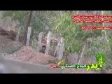 Сирия 4 май 2014 Малиха провинция Дамаск засада и уничтожение экстремистов бойцами Хезболлы