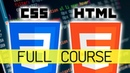 Learn HTML5 and CSS3 From Scratch - Full Course