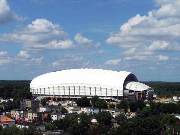 Городской стадион, Познань