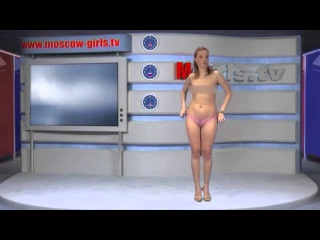 Naked News Moscow Tv mgtv may rally