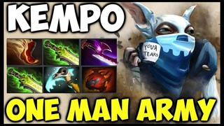 The Meepo who Destroy Singsing Stack - Kempo One Man Army