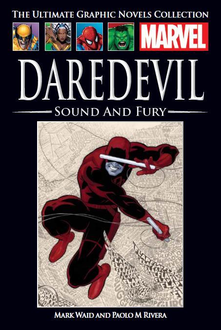 Marvel Официальная коллекция комиксов №136 - Дардевил. Шум и ярость