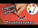 One Stroke, English version, irishkalia