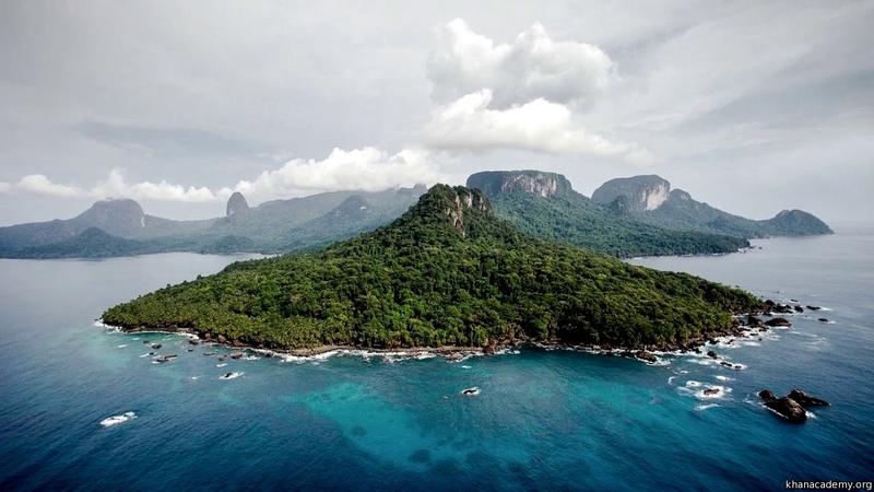 Горячие точки Сан Томе видео 7 Биоразнообразие