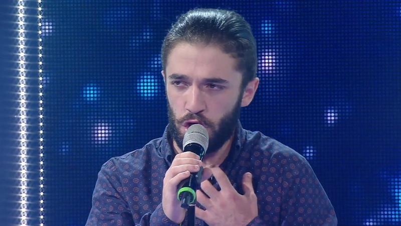 X ფაქტორი - გიორგი ფუტკარაძე | X Factor - Giorgi Futkaradze - მეორე ლაი43