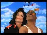 Michael Jackson And Eddie Murphy - Whatzupwitu (Music Video) (1993).divx
