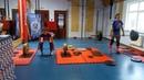Весна в Феодосии CrossFit Задание 2 Девушки 18 3ПМ в становой тяге