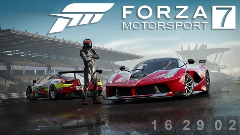 Дебют в Forza MotorSport 7 на моем канале | Карьера | Logitech g27 в кокпите