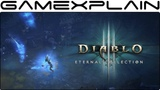 10 Minutes of Diablo III Eternal Collection DIRECT FEED Gameplay (Nintendo Switch)
