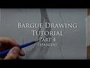 Curso de dibujo Bargue. Método académico. parte 4. SUBIENDO EL CONTRASTE Y TERMINAR