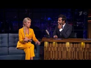 Настя Ивлеева об Элджее в шоу