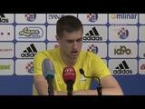 Пресс конференция Романа Муртазаева и Романа Григорчука YouTube 360p