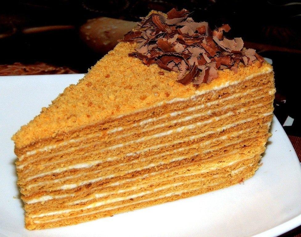 Рецепт торта Медовик Ингредиенты: Для теста нам понадобится: ●муки –