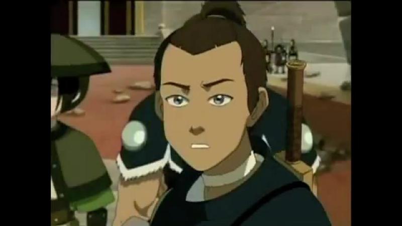 Аватар Легенда об Аанге/Avatar: The Last Airbender (2005 - 2008) ТВ-ролик