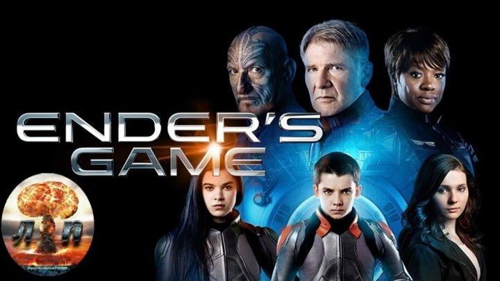 И.гра Эндера Enders Game (2013) 720HD