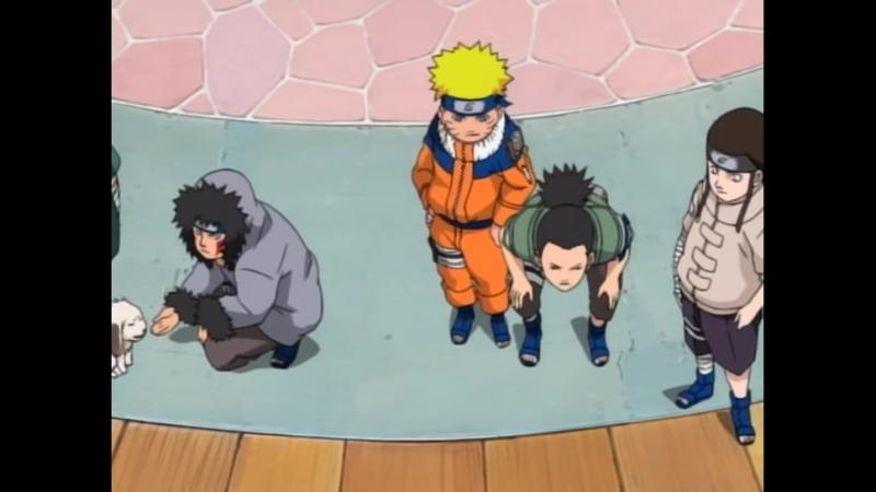Наруто Naruto 1 сезон 110 серия