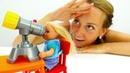 К Барби прилетели Инопланетяне - Мультики с куклами