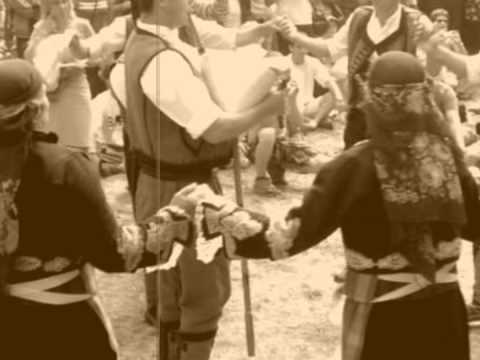 Родопи. Сто каба гайди. Събор Рожен 1969