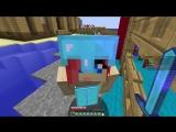 Грифер притворился девушкой в Minecraft 2 (Анти-грифер шоу)