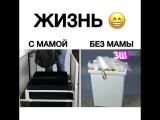Жизнь с мамой и без