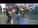 Studio B Alon Goshen Lital Weiss Bachata Workshop 8 3 2013