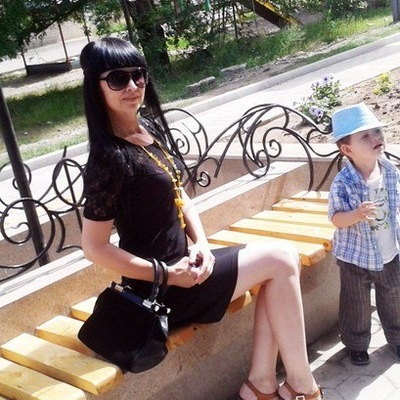 Людмила Титова-Романова, 20 сентября 1996, Мелеуз, id219907308
